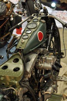 Karuga Shoten custom