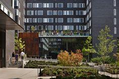 Moradia Estudantil West Campus / Mahlum Architects
