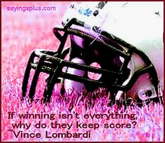 football quotes and sayings. Vince Lombardi just happened to be a Packer by the… Falcons Football, Football Fever, Youth Football, Football Players, Football Helmets, Football Moms, Football Stuff, Football Sayings, Tackle Football