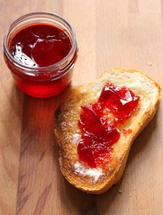 nanking cherry jam 1
