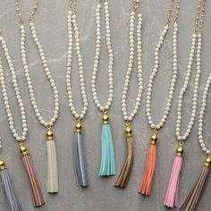 Long Tassel Necklaces - Choosing The Best 3bcc161ffd6a