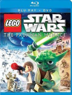 Lego Star Wars: The Padawan Menace [Blu-ray] [2011]
