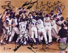 2001 World Series Champions