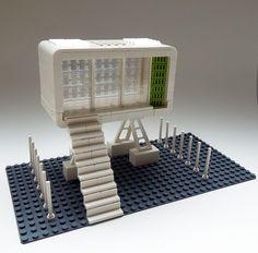 Architecture study | by polarstein Lego Lego, Legos, Micro Scale, Lego Club, Lego House, Lego Technic, Lego Models, Architectural Models, Lego Building