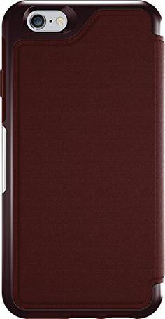 OtterBox Strada Series exklusive Leder Schutzhülle für Apple iPhone 6 burgund/braun-rot - http://www.xn--handyhllen-shop-4vb.de/produkt/otterbox-strada-series-exklusive-leder-schutzhuelle-fuer-apple-iphone-6-burgundbraun-rot/
