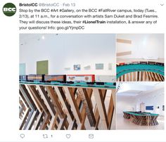BCC #Art #Gallery, on the BCC #FallRiver campus, Fall River, Model Train Layouts, Community College, Model Trains, Bristol, Art Gallery, Bed, House, Furniture