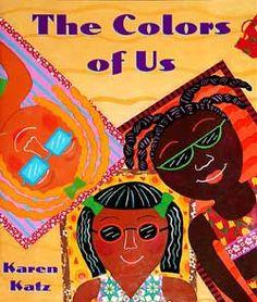 Sprinkles to Kindergarten!: Black History Month - The Color of Us