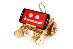 Smartphone head robot LOFI Robot EDUBOX