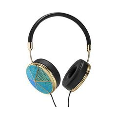 These Rebecca Minkoff-designed Frends headphones are DIVINE. I want a pair of Frends headphones!!