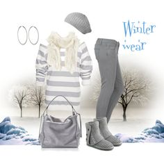 """""""Warm and Cozy..."""" by chloe-813 on Polyvore"""
