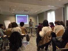 """#Eventos Curso de """"#Fitoterapia en la mujer"""" impartido por el Dr. Francisco Marín en el Colegio de #Farmacéuticos de Madrid. ¡Gracias a todos por asistir! ¡Gran éxito! COFMadrid. #Plantasmedicinales #Formación"""