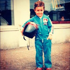 Fernando Alonso...not yet with a Schuberth Helmet