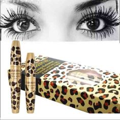 2 3-D waterproof fiber lash mascara black Simone You will receive 2 packs of this amazing mascara                                                              3D waterproof fiber lash mascara Each pack Comes in a two pack 1 gel and one fibers this is a 2 step application Makeup Mascara