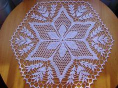 Crochet Blouse, Crochet Motif, Crochet Doilies, Crochet Patterns, Crochet Placemats, Stitch, Blanket, Creative, How To Make