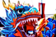 You can find all our posts on Chinese New Year HERE Photo Credit: Jim Nix The pearl in a dragon& mouth gives it power to fly to t. Chinese New Year Dragon, Japanese Dragon, Lion Dragon, Dragon Dance, Dragon Costume, Dragon Boat Festival, Dragon Crafts, Dragon Artwork, Ecommerce