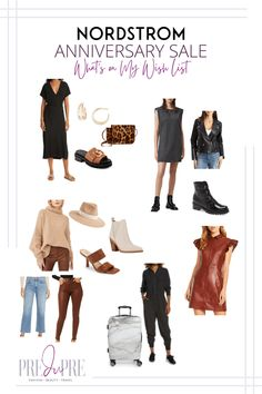 Check out a few of my favorite fashion pieces for the Nordstrom Anniversary Sale 2021! #NSale #NSalefashion #NSale2021 #2021NSale #NSaleTopPicks #NSalewishlist #nsalefashion #nsalefalllooks #nsalestyle #sweaters #falloutfit #fallbooties #fallhat #fauxleatherdress #fallbag #nsalefallfashion #nsalefalllookbook Hot Summer Outfits, Mom Outfits, Fall Outfits, Oversized White Shirt, Fall Booties, Faux Leather Dress, Warm Weather Outfits, Wide Leg Denim, Nordstrom Anniversary Sale