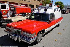Cadillac Ambulance | Flickr - Photo Sharing!