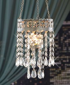 Tea Light Chandeliers
