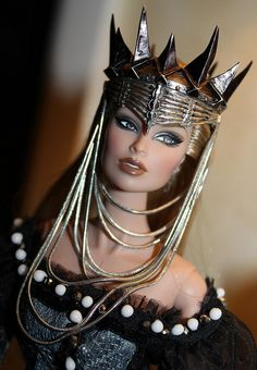 FR 'Viking Queen' Vanessa /Rich's Travel Doll...