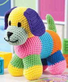 Mesmerizing Crochet an Amigurumi Rabbit Ideas. Lovely Crochet an Amigurumi Rabbit Ideas. Crochet Amigurumi, Knit Or Crochet, Amigurumi Patterns, Crochet Crafts, Crochet Toys, Crochet Stitches, Crochet Patterns, Cat Amigurumi, Scrap Yarn Crochet