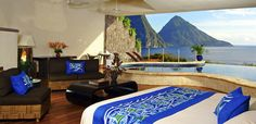 Jade Mountain  100 Anse Chastanet Road, Soufrière, St. Lucia    St Lucia | Soufriere Hotels