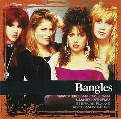 The Bangles - Collections - Manic Monday, If She Knew ...