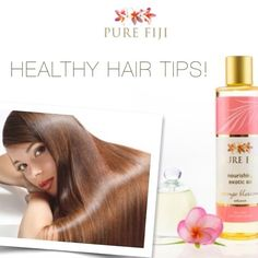 """Pure Fiji Nourishing exotic oil is rich in natural Omega 3's, Omega 6's,  antihistamines and anti-fungals - which makes it perfect to nourish scalp and hair!  Use as a warm oil treatment for heavenly hair, just in time for summer!  Shop within Australia here: au.purefiji.com  Locate your nearest Australian stockist by calling: 1300 249 119  Vinaka! Sophia #spa #pure #fiji #natural #coconut #skin #hair #beautiful"" Photo taken by @auspurefiji on Instagram, pinned via the InstaPin iOS App…"