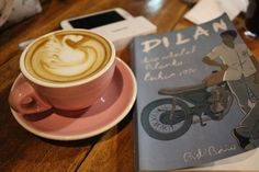 Aku tidak membencimu aku juga tidak mencintaimu  duduklah dekat sini nikmati kopi bersamaku. !  ps : Ini dia ku kenalkan Dilan dan secangkir Cafe Latte buatan abang barista yang ga tau namanya.  #coffee #coffeetime #coffeeholic #coffeelover #coffeeaddicts #coffeeart #coffeeoftheday #cafelatte #cafelatteart #coffeesesh #coffeeshop #coffeeshots #instacoffee #coffeegram #vrolijk #vrolijkcoffeeandtea #pidibaiq #dilan #diaadalahdilankutahun1990 #photooftheday #quoteoftheday by suciwulandari671