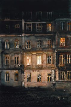 Looking through night windows - The Sandgrund Lars Lerin art gallery, Sweden Watercolor Architecture, Watercolor Landscape, Watercolor Paintings, Watercolours, Nocturne, Night Window, Photo Illustration, Illustrations, Painting & Drawing
