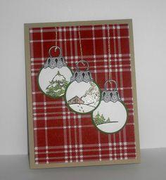 Cabin Ornaments