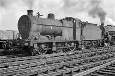 Train Room, Steam Railway, British Rail, History Images, Rolling Stock, Steamers, Steam Engine, Steam Locomotive, Great Britain