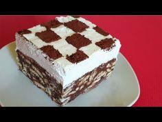 YouTube Vanilla Sugar, Chocolate Pudding, Deserts, Sweets, Make It Yourself, Dishes, Ethnic Recipes, Youtube, Cakes
