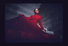 Red by Andrey Ivanov on Sign Printing, Nude Photography, Photo Art, Formal Dresses, Prints, Red, Fashion, Dresses For Formal, Moda