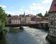 Bamberg by Valéria G, via Flickr
