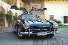 1956 Mercedes-Benz 300 SL - Gullwing