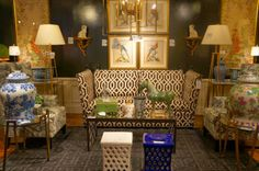 Cr laine on pinterest wing chairs swivel chair and - Design home interiors montgomeryville ...