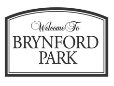 Park sign for Brynford Park.  Design submission for approval. www.customoutdoorwoodensigns.com