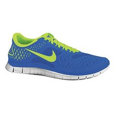 Nike Running Shoes #therunningman #blue