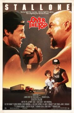 Over the Top (1987) movie #poster, #tshirt, #mousepad, #movieposters2