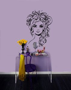 Wall Vinyl Decal Sticker Removable Room Window by Harmony4Life