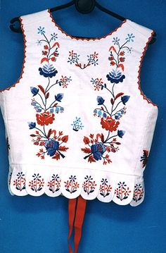 Wedding vest, Polish traditional dress