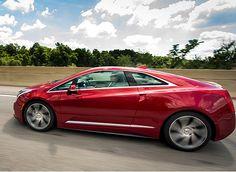 Love this 2015 Cadillac ELR! #Cadillac #Caddie #Rvinyl http://www.rvinyl.com/Cadillac-Accessories.html