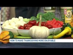 How to Make Thanksgiving More Enjoyable. Thanksgiving is just around the corner, and whether you're hosting a big dinner or traveling for your Turkey I've got some great ideas and products to help make Thanksgiving more enjoyable.