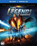 DC's Legends of Tomorrow: The Complete First Season Blu-ray (2016)