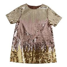 chloe.  disco dress!