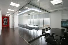 Office Exhibition Interior Design Competition | Project Title: French Trade Commission | Project Location: Dubai, UAE | Firm: Naga Architects, Designers & Planners, Abu Dhabi, UAE | Category: Corporate Space Small | Award: Best of Category