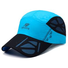 High-quality Men Women Ultra-thin Breathable Quick-drying Mesh Baseball Cap Outdoor Casual Carved Net Hat - NewChic Mobile.