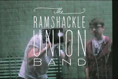 The Ramshackle Union Band - Overboard by Arran Shearing. The 2000+ pieces of paper printed to make this video were 100% recycled.