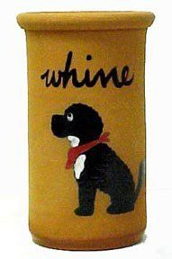 Portuguese Water Dog Whine Cooler ** Click image to review more details.