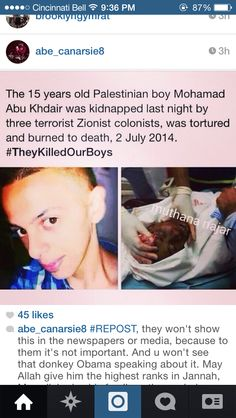 Free Palestine, free gaza. Ya rab yahmehum. He died such an awful way... Jenna inshallah. Save our Palestine, save our gaza